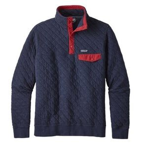 Patagonia Organic Cotton Quilt Snap-T® Pullover
